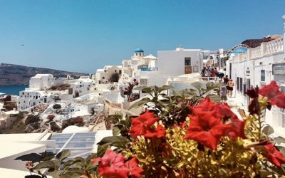 Santorini Greece | Travel Guide